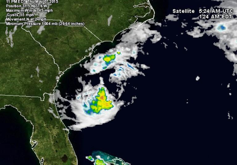 huracán Ana