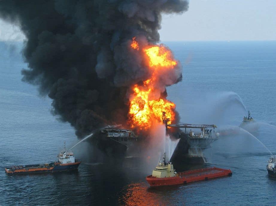 derrame petrolero del Golfo de Mexico