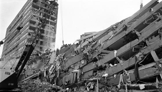 Consecuencias del sismo 18