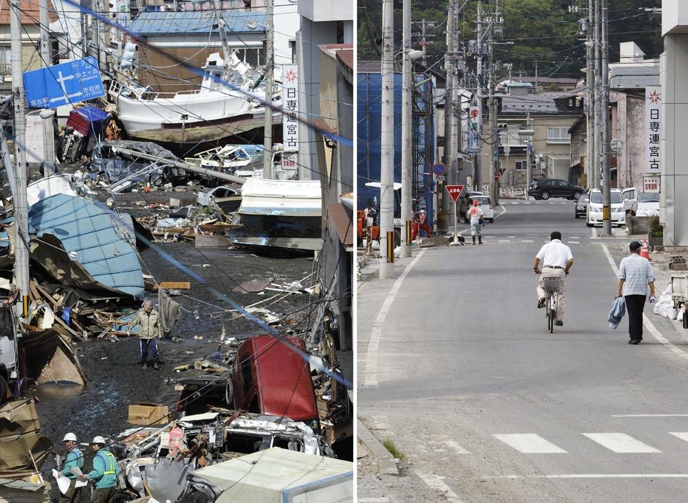 tsunami de japón 9
