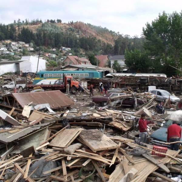 consecuencias de los sismos