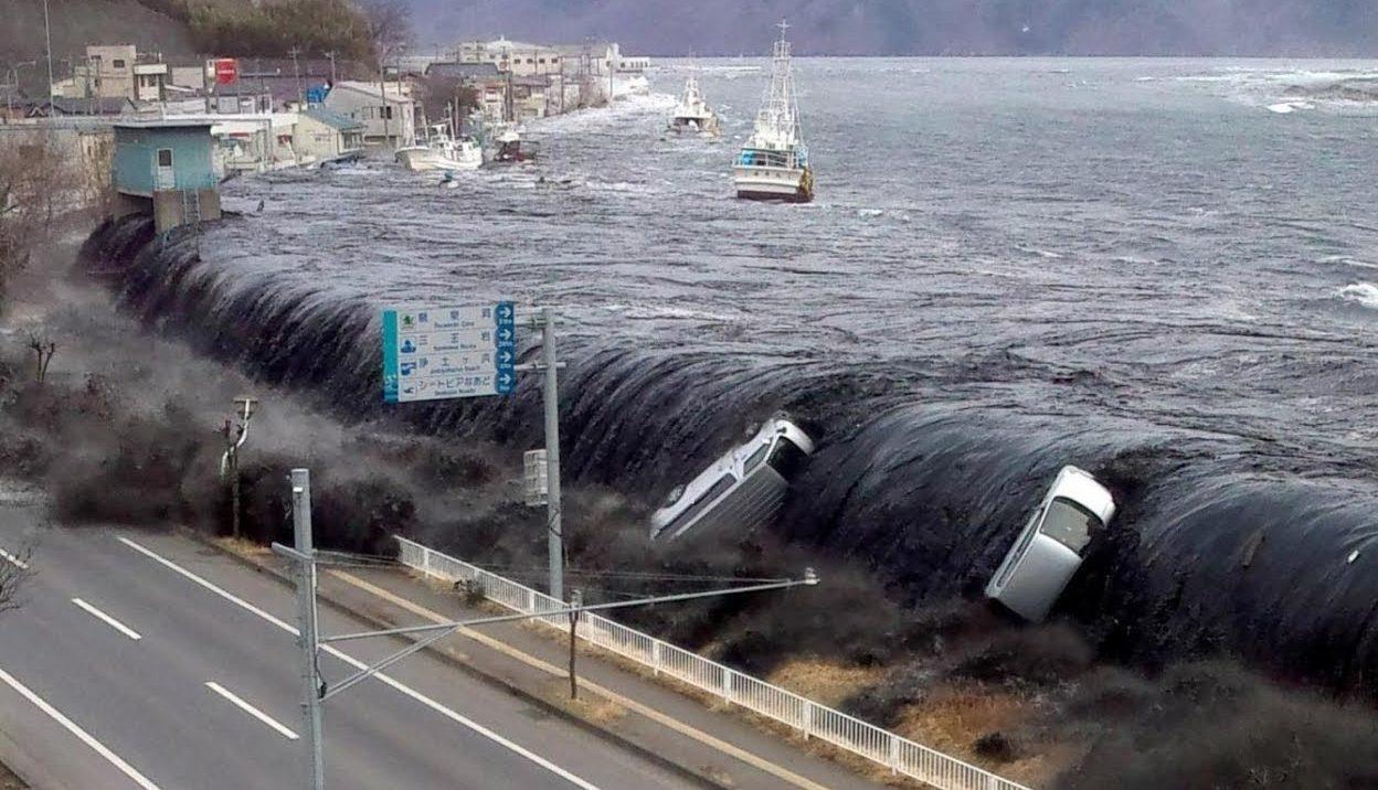 tsunami de japón 4