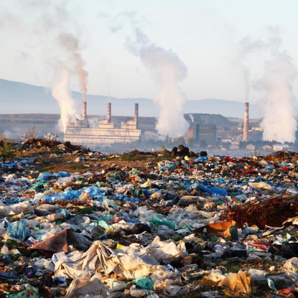 contaminación ambiental en Perú
