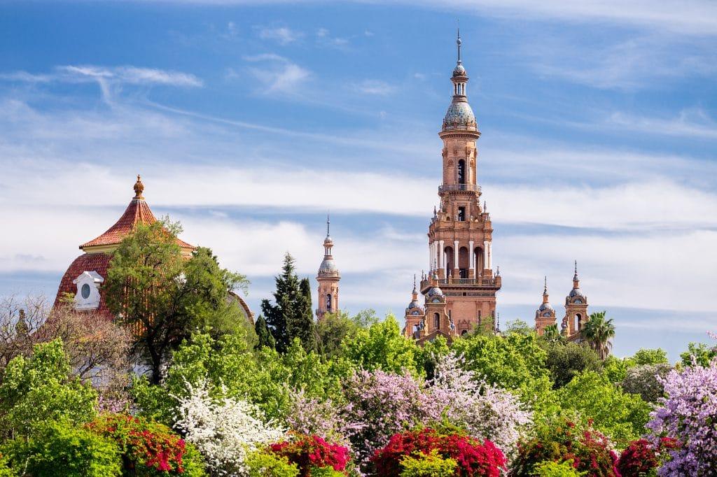 Primavera en España 1
