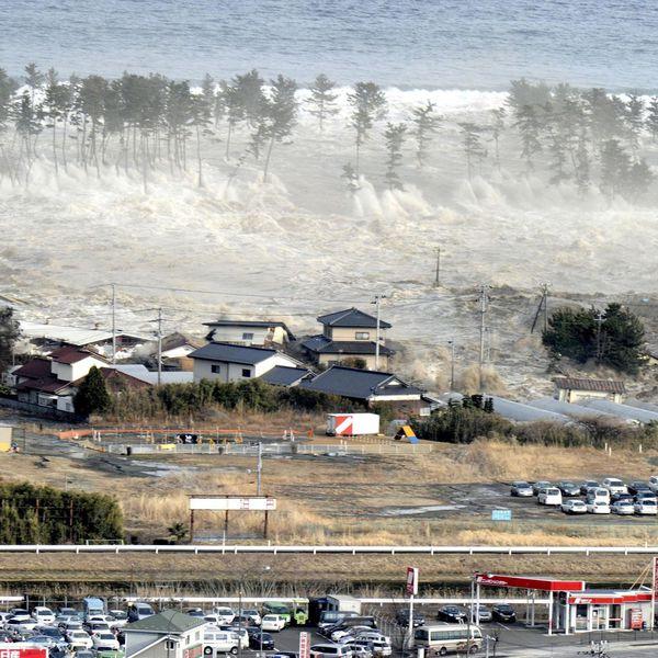 tsunami de japón
