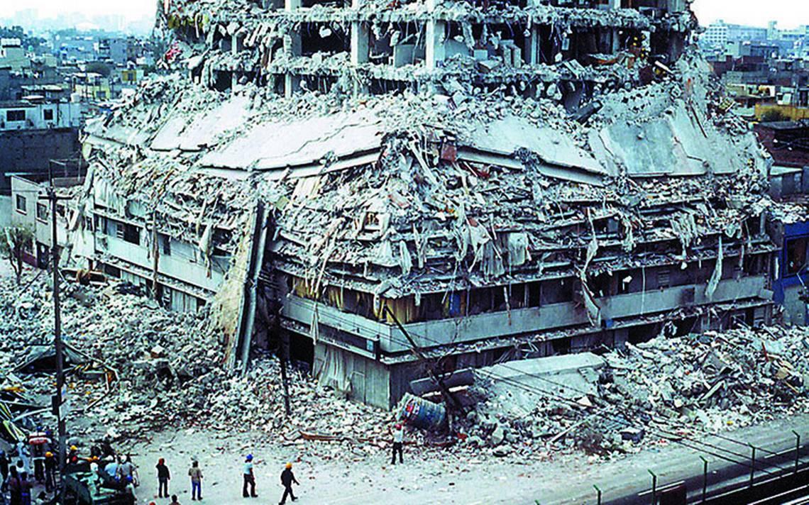 Consecuencias del sismo 3