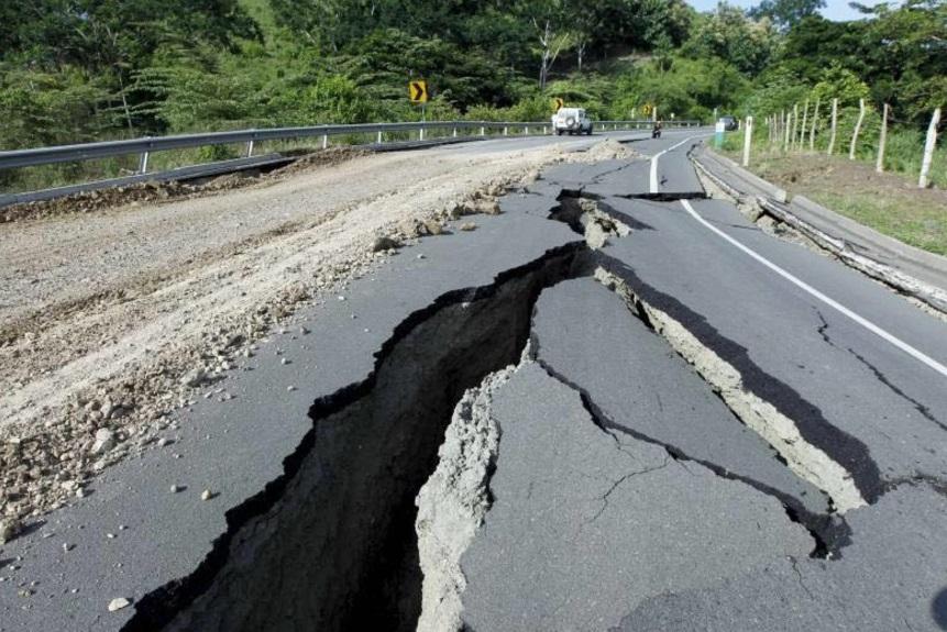 Consecuencias del sismo 1