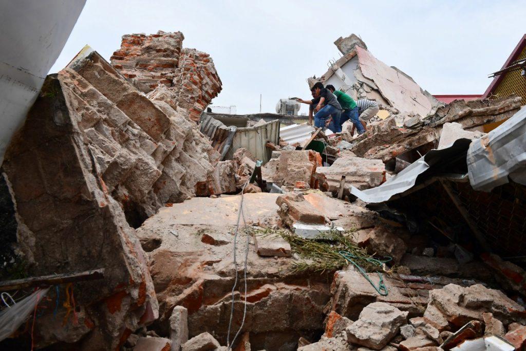 tipos de sismo