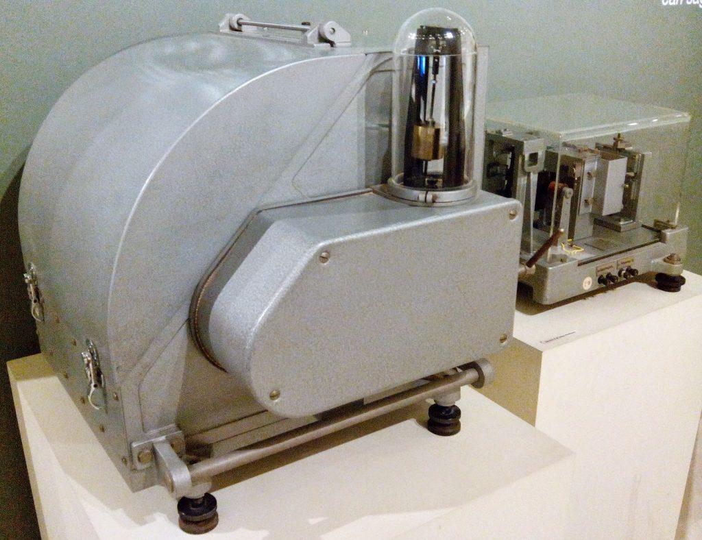 Sismógrafo 1