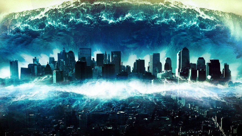 soñar con tsunamis
