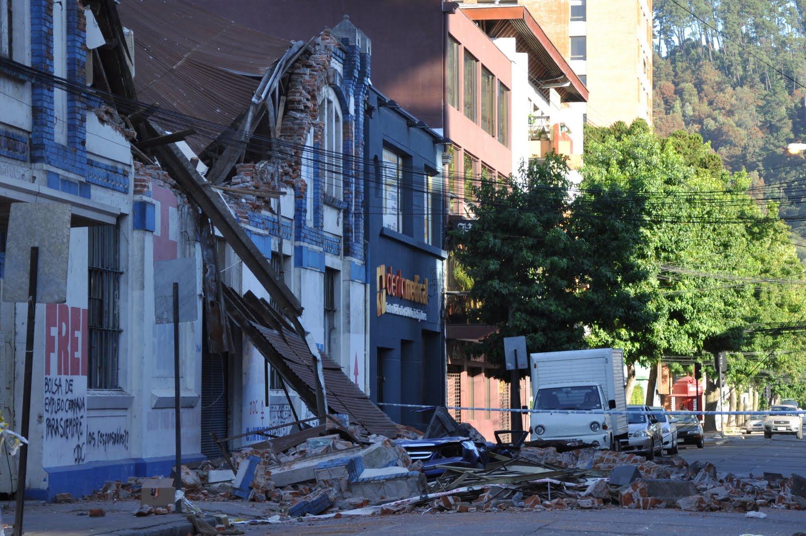 terremoto de chile de 2010