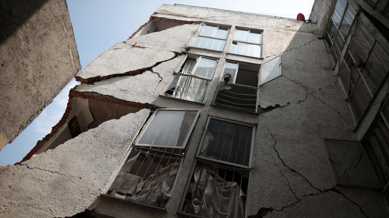 Consecuencias del sismo 6