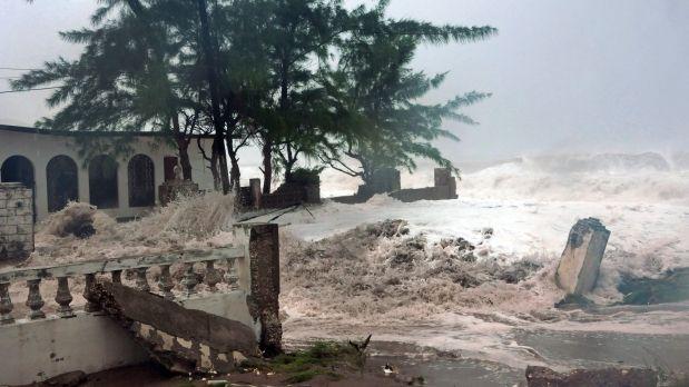 Huracán Gilberto 5