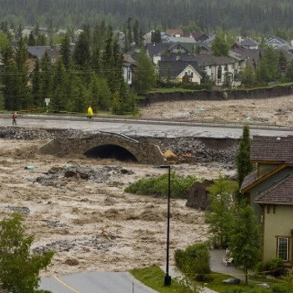 consecuencias de una inundacion