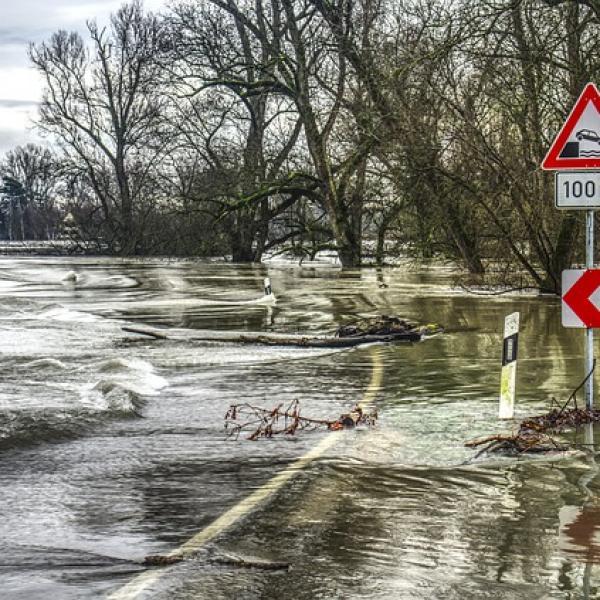 causas de inundación