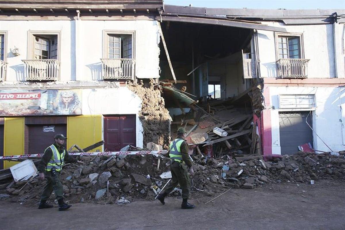 terremoto de valdivia de 1960