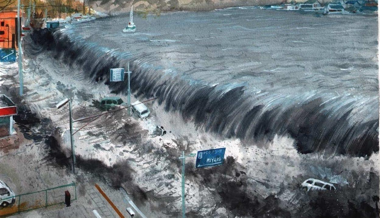 tsunami mas grande del mundo