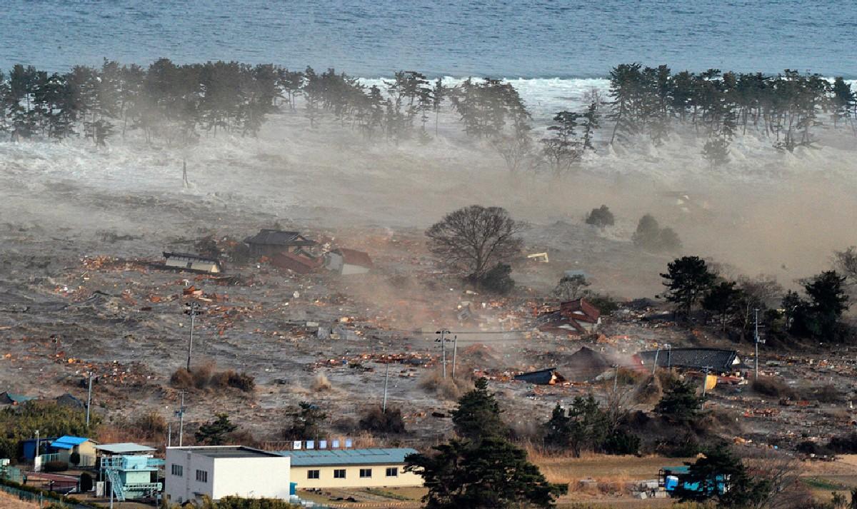 tsunamis mas grandes del mundo