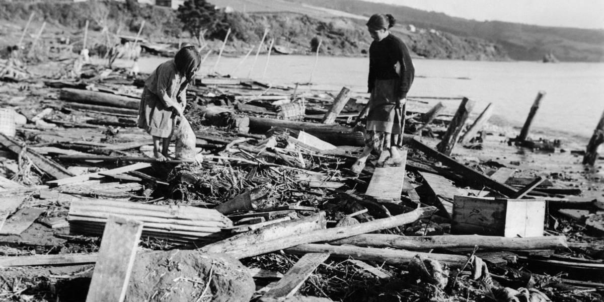 terremoto en valdivia de 1960