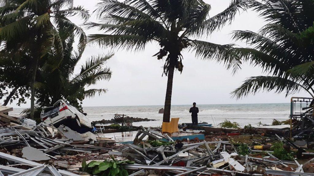 Tsunami del océano índico