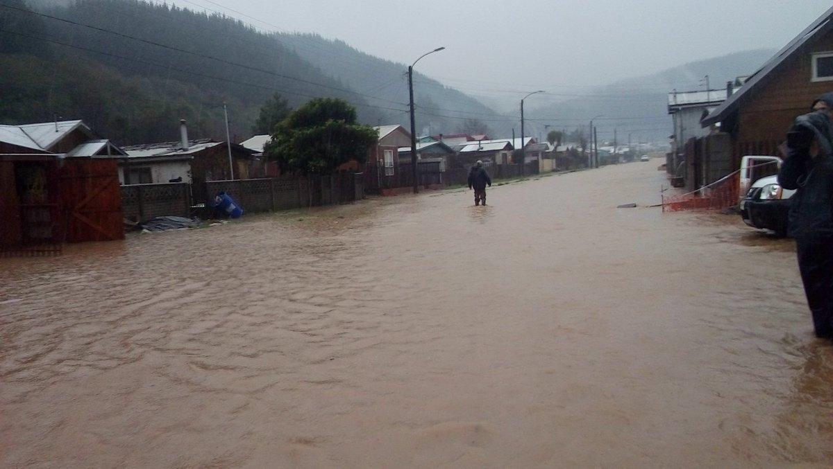 que hacer en caso de inundación