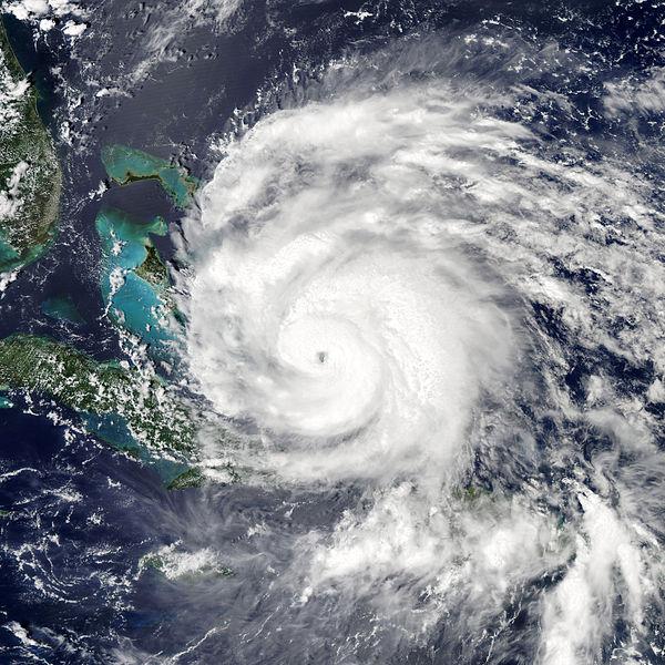 huracán john