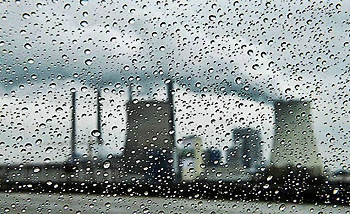 lluvia ácida