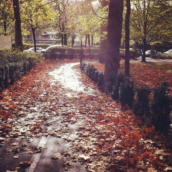 características del otoño