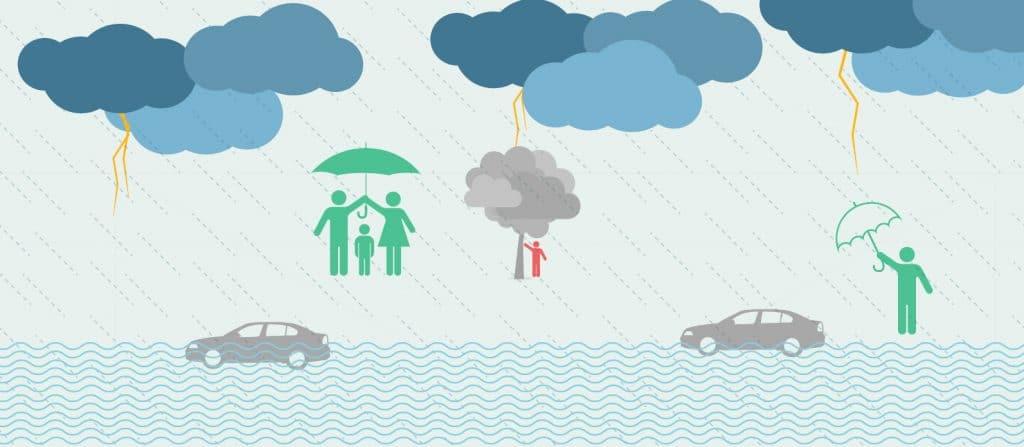 temporada de lluvias
