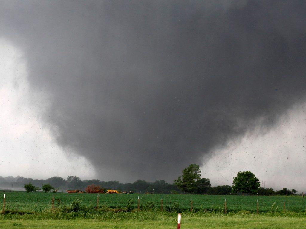 Tornado más grande del mundo 2
