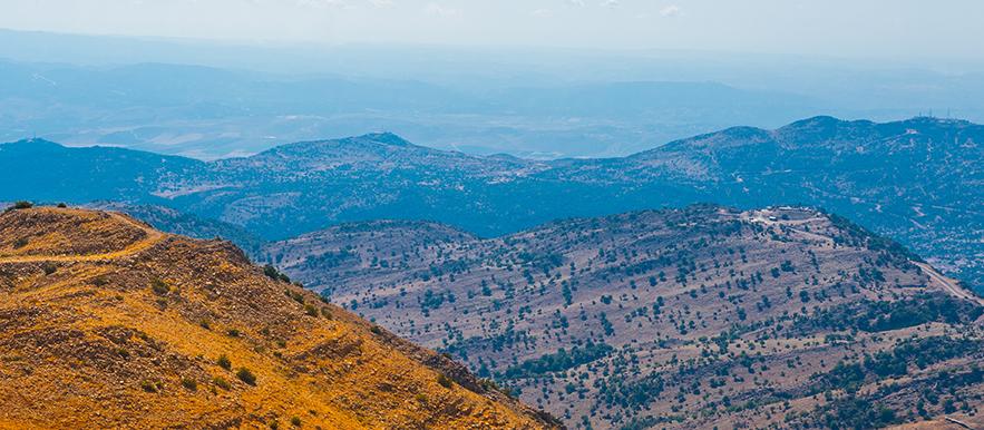 Monte Hermón